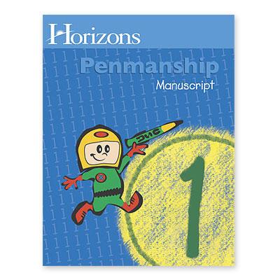 Grade 1 Penmanship Student Book