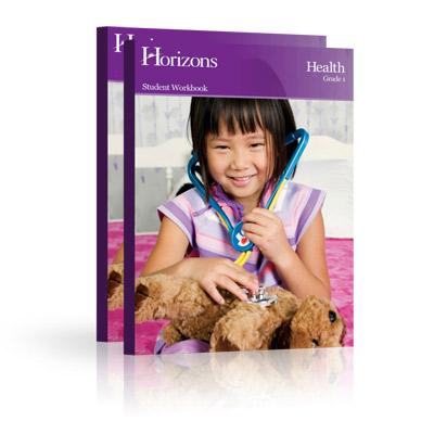 Horizons Health 1st grade Set