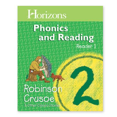 Student Reader 1, Robinson Crusoe