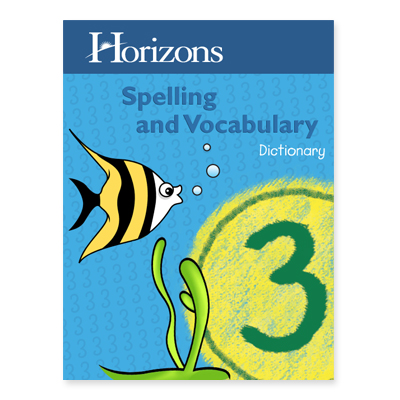 Grade 3 Spelling Dictionary