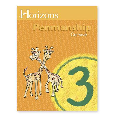Grade 3 Penmanship Student Book