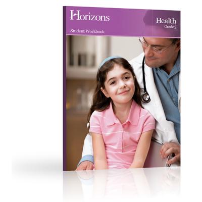 Horizons Health 3rd Grade Student Book