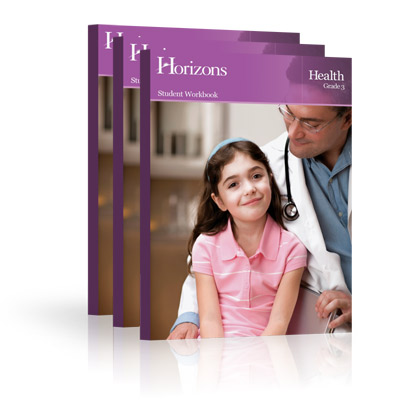 Horizons Health 3rd grade Set