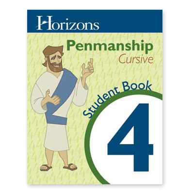 Grade 4 Penmanship Student Book