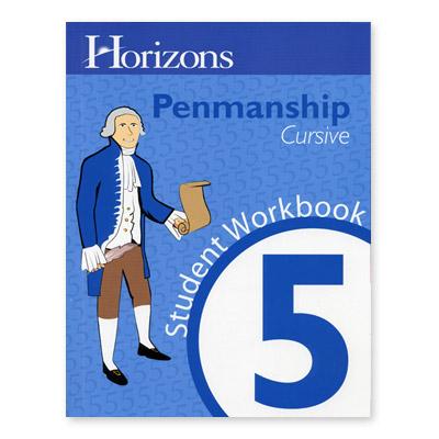 Grade 5 Penmanship Student Book