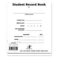 Set of 4 Student Record Books
