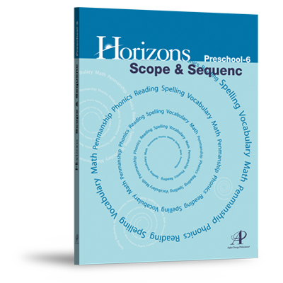 Horizons Scope & Sequence