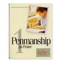 Penmanship to Praise Grade 1