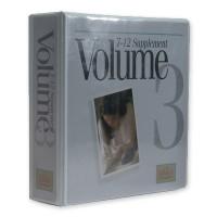 Supplement, Volume 3