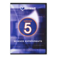 5th Grade Science Experiments DVD