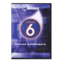 6th Grade Science Experiments DVD