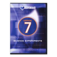 7th Grade Science Experiments DVD