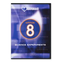 8th Grade Science Experiments DVD