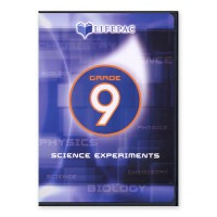 9th Grade Science Experiments DVD