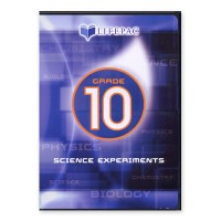 10th Grade Science Experiments DVD
