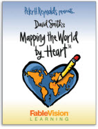 Homeschool Curriculum - Mapping the World By Heart
