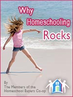 Homeschool Curriculum - Why Homeschooling ROCKS!