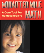 Homeschool Curriculum - The Quarter Mile Math