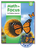 Math in Focus: Homeschool Package, 1st Semester  Grade 3