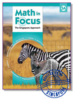 Math in Focus: Homeschool Package, 2nd Semester  Grade 5