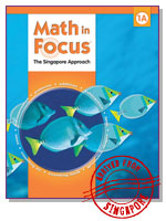 Math in Focus: Student Pack  Grade 1