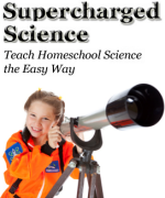 Homeschool Curriculum - Supercharged Science