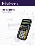 Pre-Algebra Teacher