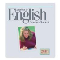 Highway to English Grammar Teacher text