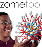 Homeschool Curriculum - Zometool STEAM Kit