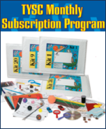 Homeschool Curriculum - TYSC Monthly Subscription