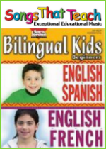 Homeschool Curriculum - Sara Jordan Bilingual Kid Series