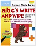 ABCs Write and Wipe Lowercase Letters