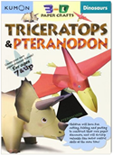 Dinosaurs: Triceratops and Pteranodon