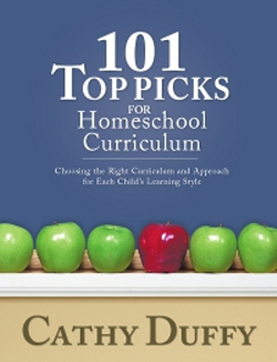 Cathy duffys 102 top picks save 50 for homeschoolers 102 top picks for homeschool curriculum fandeluxe Images