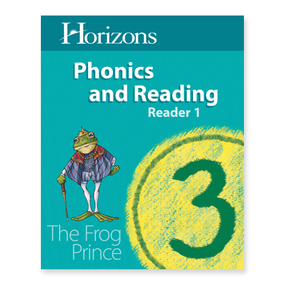 Student Reader 1, The Frog Prince