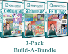 Home Art Studio Save Up To 50 For Homeschoolers