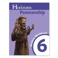 Grade 6 Penmaship Student Book