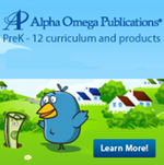 Homeschool Curriculum - AOP SmartPoints Rebate