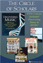 Homeschool Curriculum - Discovering Music