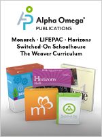 Homeschool Curriculum - Alpha Omega Publications