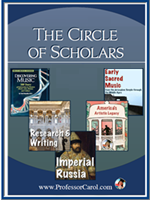 Homeschool Curriculum - Circle of Scholars