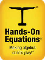 Homeschool Curriculum - Hands-On Equations