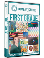 Homeschool Curriculum - Home Art Studio