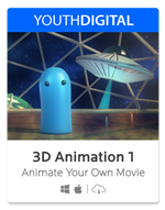 Homeschool Curriculum - 3D Animation 1