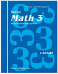 Saxon Math 3 Homeschool Complete Kit