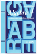 Saxon Algebra 1/2 Kit 3rd Edition
