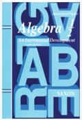 Saxon Algebra 1/2 Kit 3rd Edition