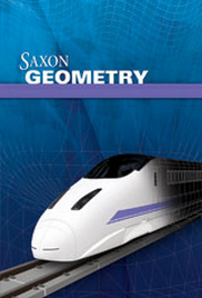 Saxon Homeschool Geometry Kit with Solutions Manual 1st Edition