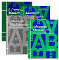 Saxon Advanced Math Homeschool Kit w/ Solutions Manual Second Edition
