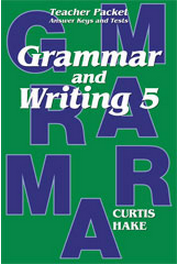 Grammar and Writing Homeschool Kit Grade 5 2nd Edition